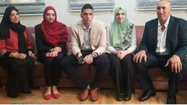 ثلاثة أشقاء من غزة يتفوقون في الثانوية العامة 2020