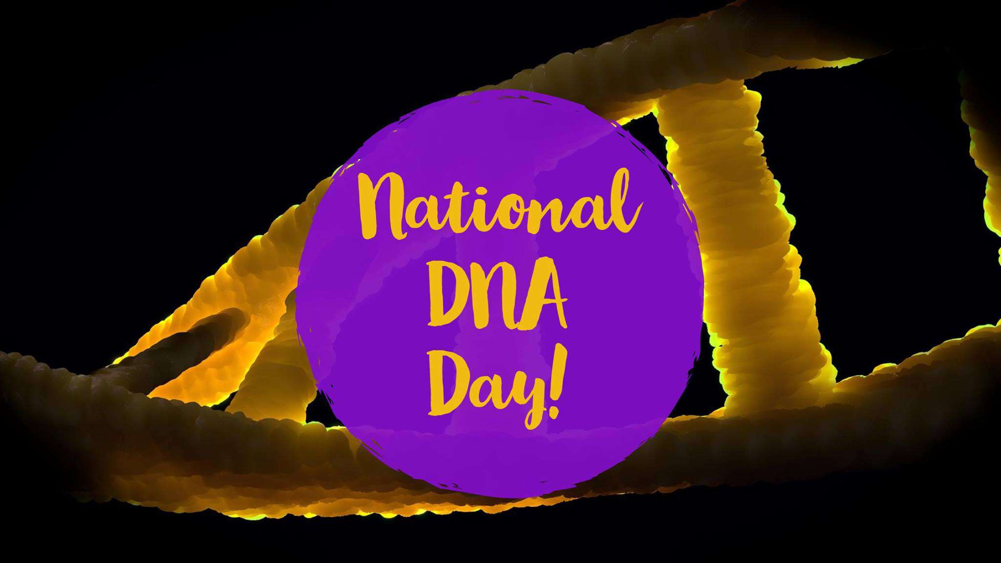 National DNA Day Wishes Images download
