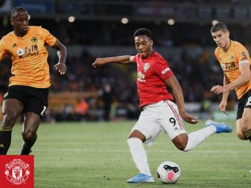 Wolverhampton Wanderers vs Manchester United 1–1 Highlights