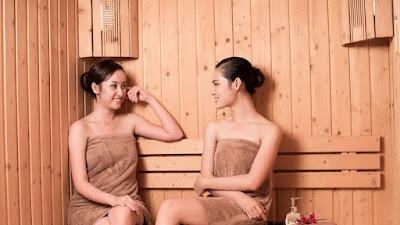 Manfaat Kesehatan Sauna