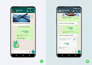 Banco Central autoriza transferências bancárias pelo WhatsApp