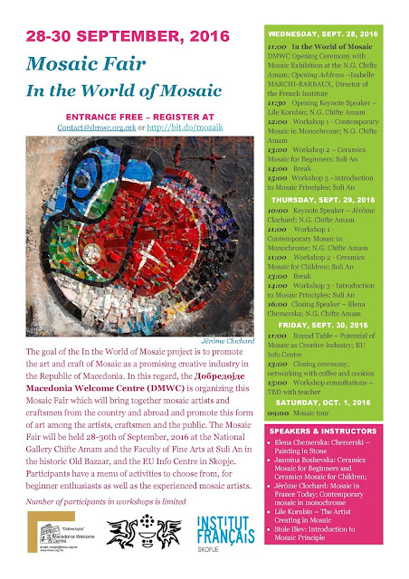 Mosaic Fair - In the World of Mosaic