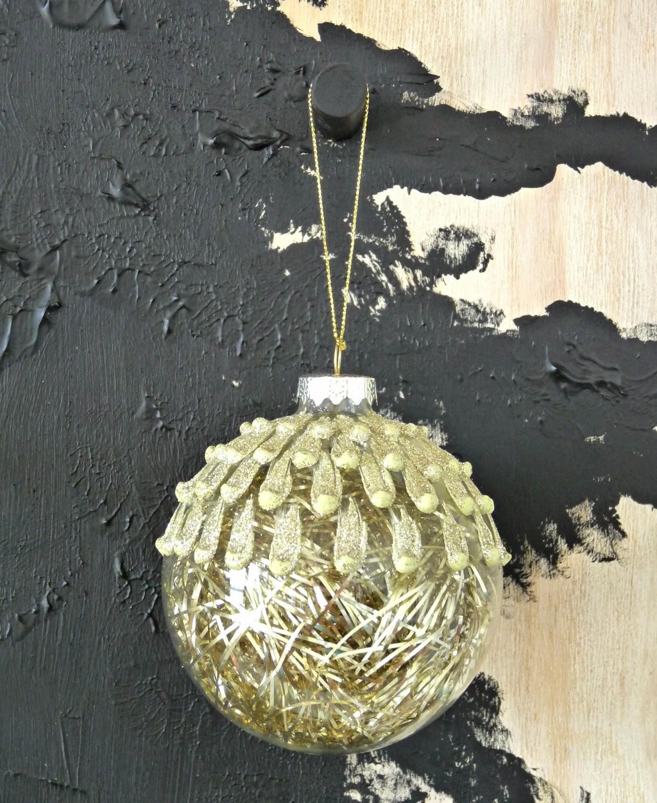 Unique ornament display idea