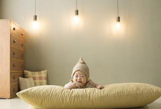 Iluminar bien la habitación del bebé