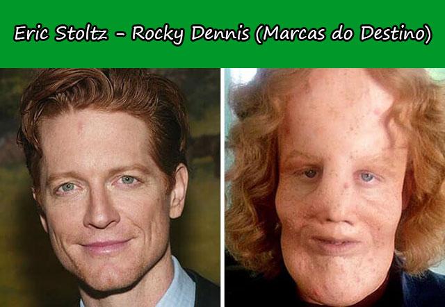 Eric Stoltz - Rocky Dennis (Marcas do Destino)