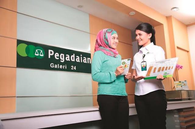 Rekrutmen Besar-Besaran Tingkat SLTA & S1 Karyawan Tetap/Kontrak BUMN PT Pegadaian (Persero) Tahun 2019 | Tersedia 24 Posisi Penempatan Kantor Pusat dan Kantor Cabang Seluruh Indonesia