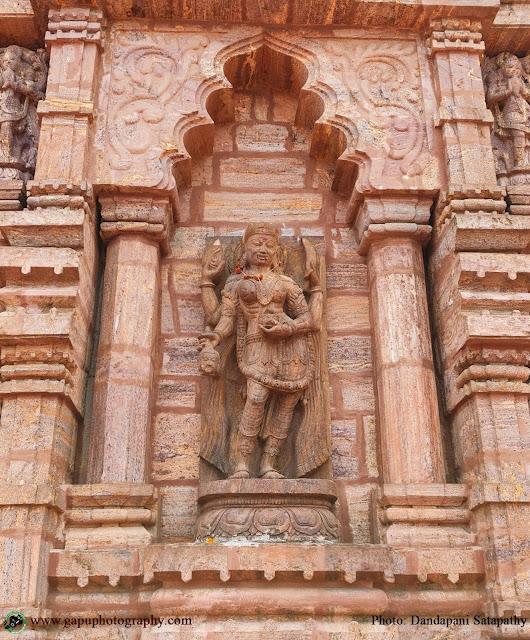 Side Idols of Taratarini Temple, Berhampur, Odisha