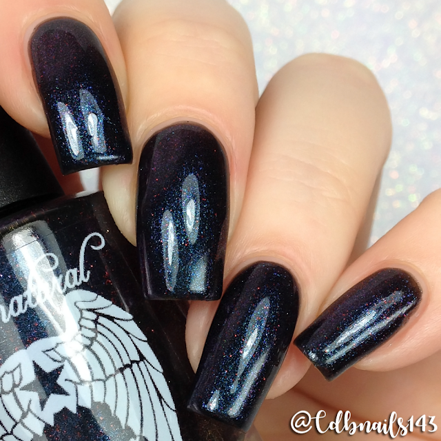 Supernatural Lacquer-Fairest One of All