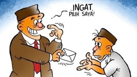 Ada Hadiah Rp 250 Juta untuk Pelapor Politik Uang di Pilkada Serentak