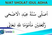 Lengkap, Niat Sholat Idul Adha, Tata Cara, Bacaan, Waktu dan Sunnah-Sunnahnya