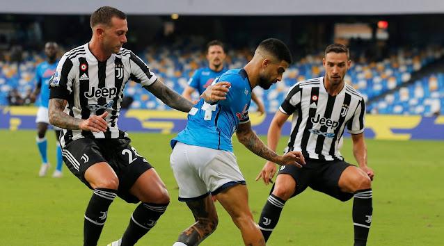 ملخص واهداف مباراة يوفنتوس ونابولي (1-2) الدوري الايطالي
