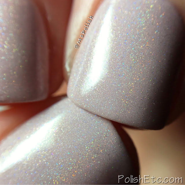 Pahlish - Midsummer Night's Dream Collection - McPolish - Winged Cupid