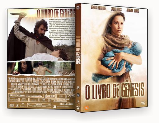 DVD-R O LIVRO DE GENESIS – AUTORADO