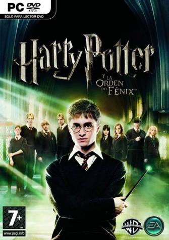 Harry Potter y la Orden del Fénix (2007) PC Full Español
