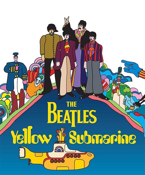 Le film «Yellow Submarine» des Beatles fête ses 50 ans