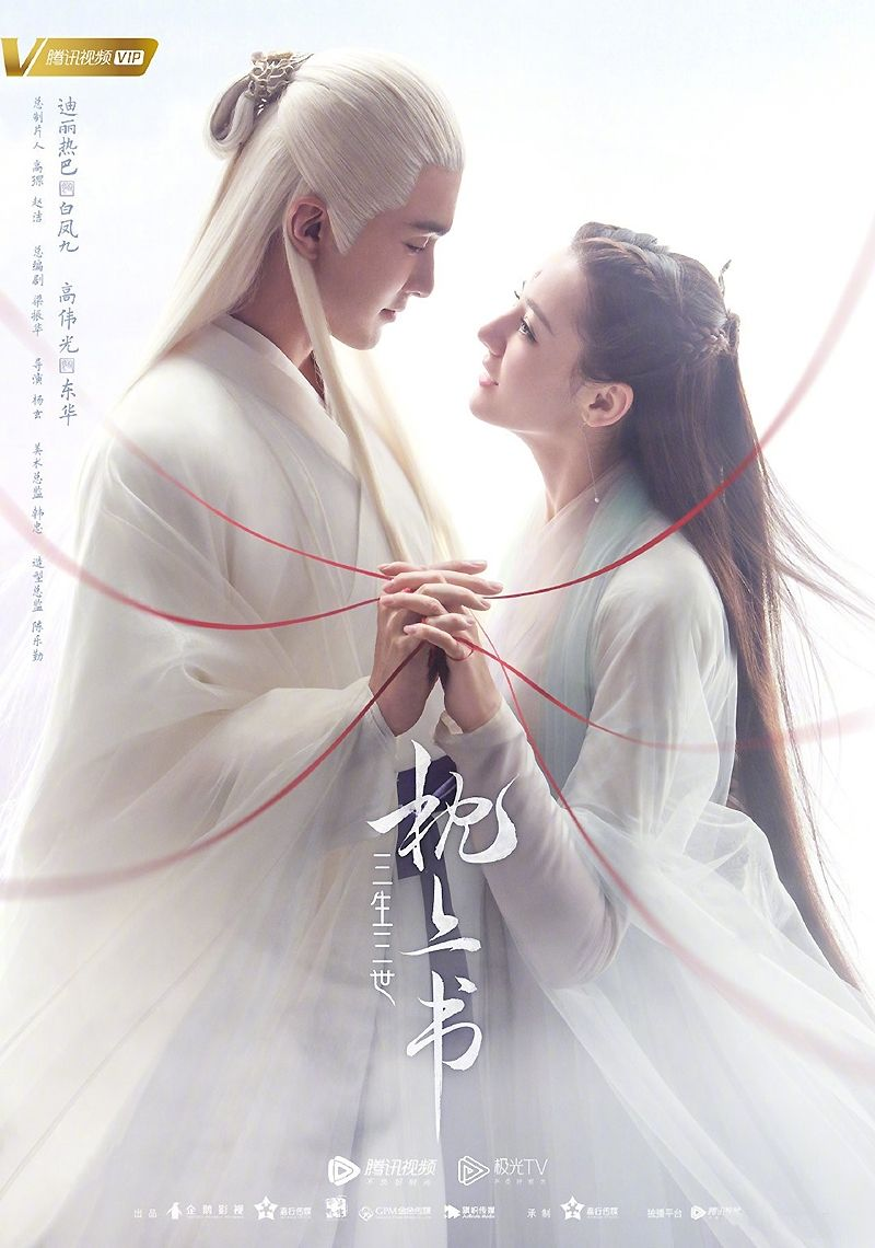 CHINESE DRAMA: ETERNAL LOVE OF DREAM (2020)