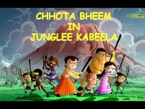 Chhota Bheem In Junglee Kabila (2013) Bollywood Movie Telugu Dubbed Hd 720p