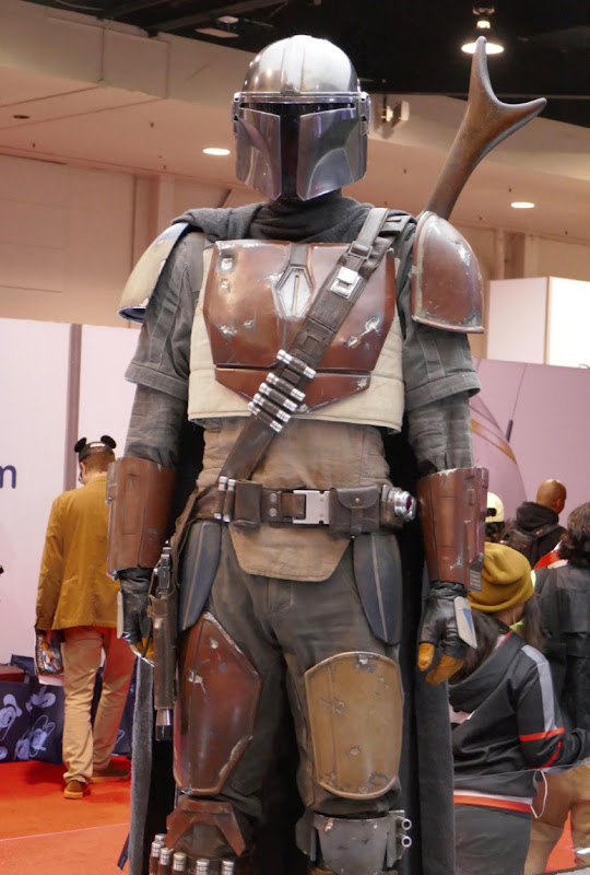 Star Wars Mandalorian costume