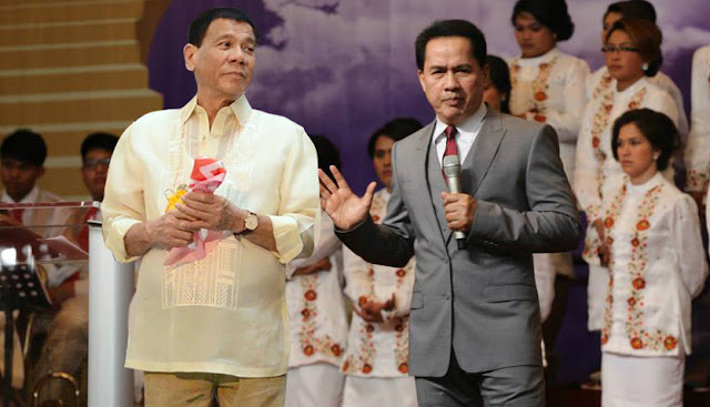 What this pastor's prediction about Duterte's fate in May elections will shock you