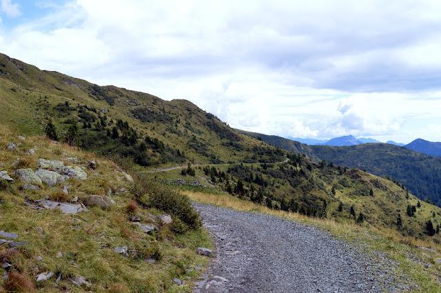 strada panoramica delle vette