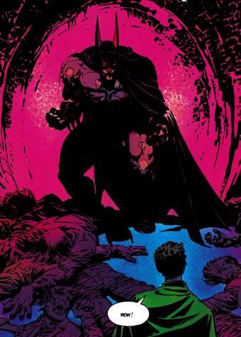 Batman de Bernie Wrightson