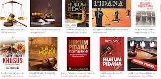 pengertian contoh asas hukum pidana