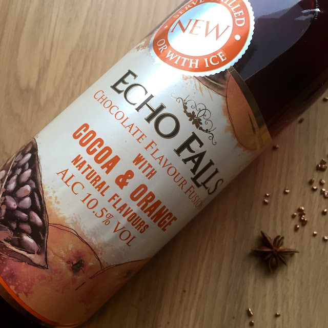 Echo Falls Fruit Fusion Cocoa Orange