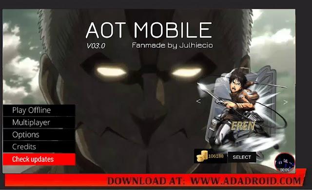 aot mobile fangame