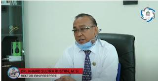 Video: Pesan Rektor IAIN Parepare dalam Menghadapi Pandemi Covid-19