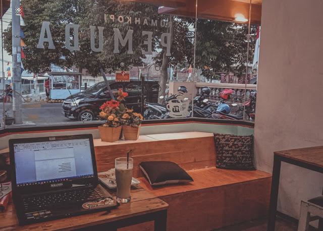 rumah kopi pemuda purwokerto