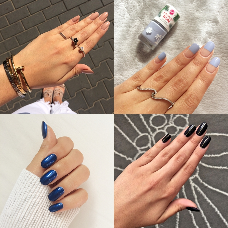 FALL 2017 NAIL TRENDS FOR EVERYDAY - CarlyEnjoys