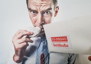 Geldbußen nach der EU-DSGVO