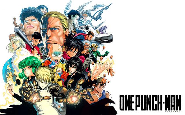 One Punch Man + OVA Sub Indo : Episode 1-12 END + 1 OVA | Anime Loker