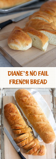 DIANE'S NO FAIL FRENCH BREAD