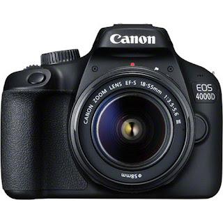 Spesifikasi Kamera Canon EOS 4000D