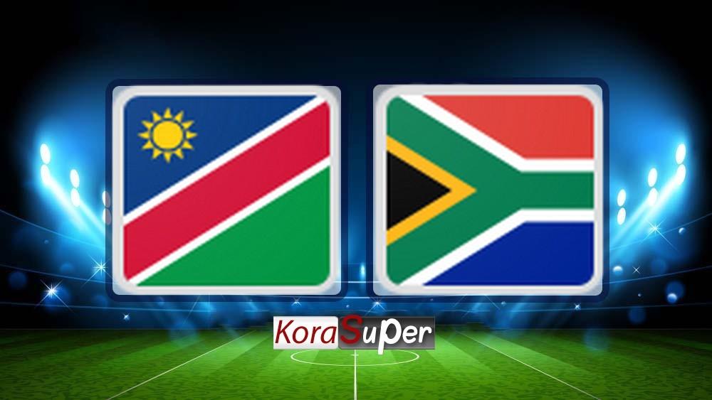 مشاهدة جنوب أفريقيا وناميبيا 28-06-2019