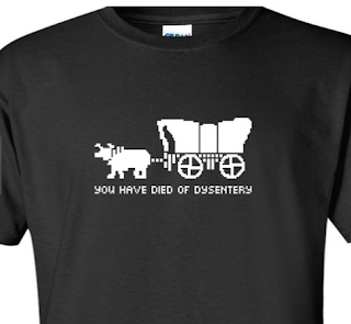 Oregon Trail T-Shirt
