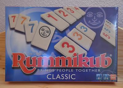 Rummikub, un clásico que no puede faltar