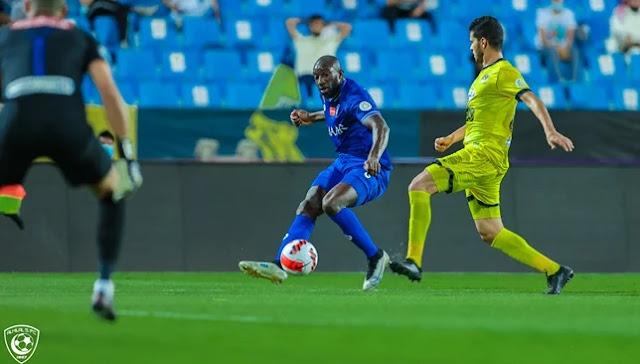 اهداف مباراة الهلال والتعاون (2-1) الدوري السعودي