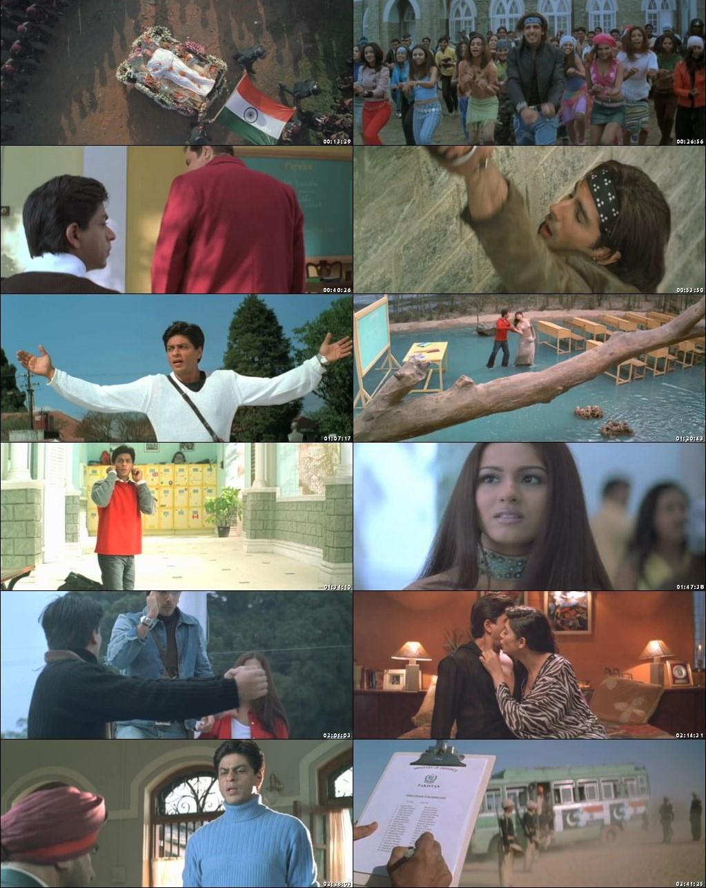 Main Hoon Na 2004 Full Hindi Movie Online Watch