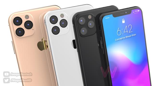 नए रेंडरर्स Apple के लीक हुए iPhone 11 डिज़ाइन को हर एंगल से दिखाते हैं