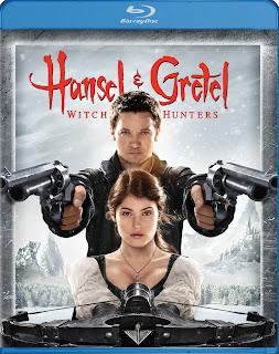 Hansel y Gretel: Cazadores de Brujas [BD25] *Con Audio Latino