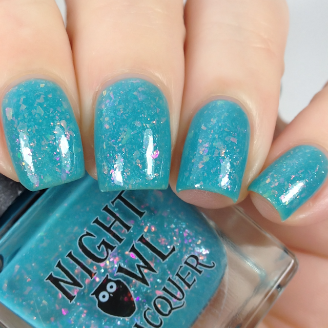 Night Owl Lacquer-Can't Beat the Power of Love