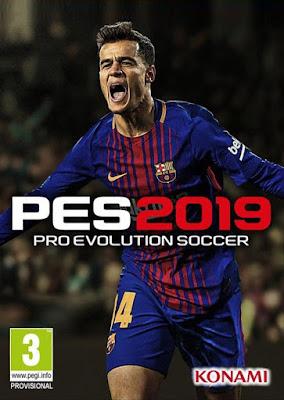Cover Pro Evolution Soccer 2019 PC