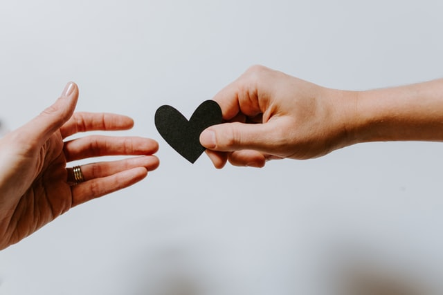 How to Show Love - Giving to Those That Which You Wish to Receive