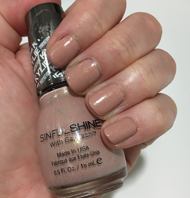 SinfulColors, SInfulColors King Kylie Collection, SinfulColors Karamel, SinfulColors Professional SinfulShine Collection, nails, nail polish, nail lacquer, nail varnish, manicure, #ManiMonday
