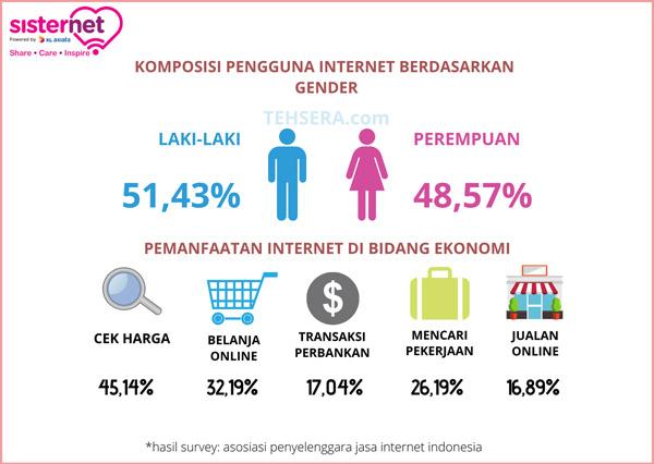 survey pengguna internet