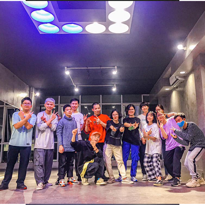 [A120] Hà Nội: Lớp học nhảy HipHop tại Đống Đa hot nhất hiện nay