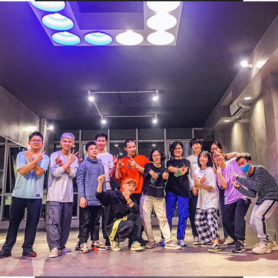 [A120] Đăng kí học nhảy HipHop tại Hà Nội giáo viên chất lượng nhất