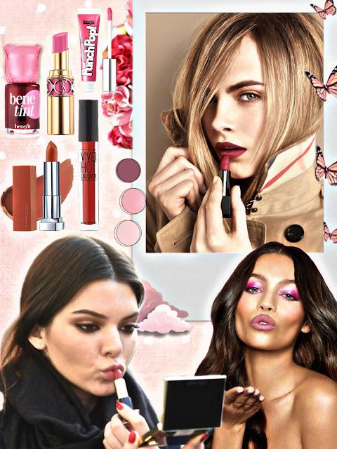 Los secretos de aplicar el lipstick